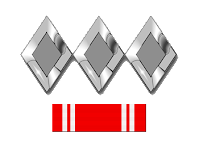 Spaatz Rank and Ribbon